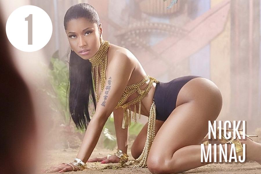 Nicki-Minaj-Top-Ten-Booty