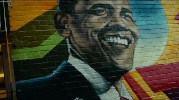 Common – Rappeur et acteur « Le fait que Barack Obama et sa femme fassent un fist bump montrent qu'ils se soucient des gens. »