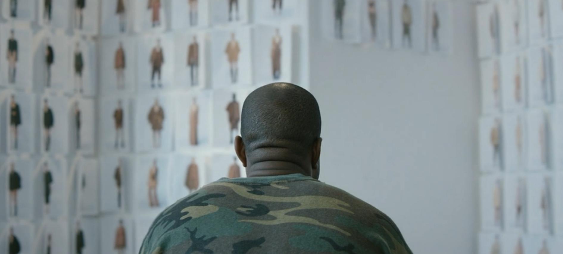 Kanye Yeezy Movie