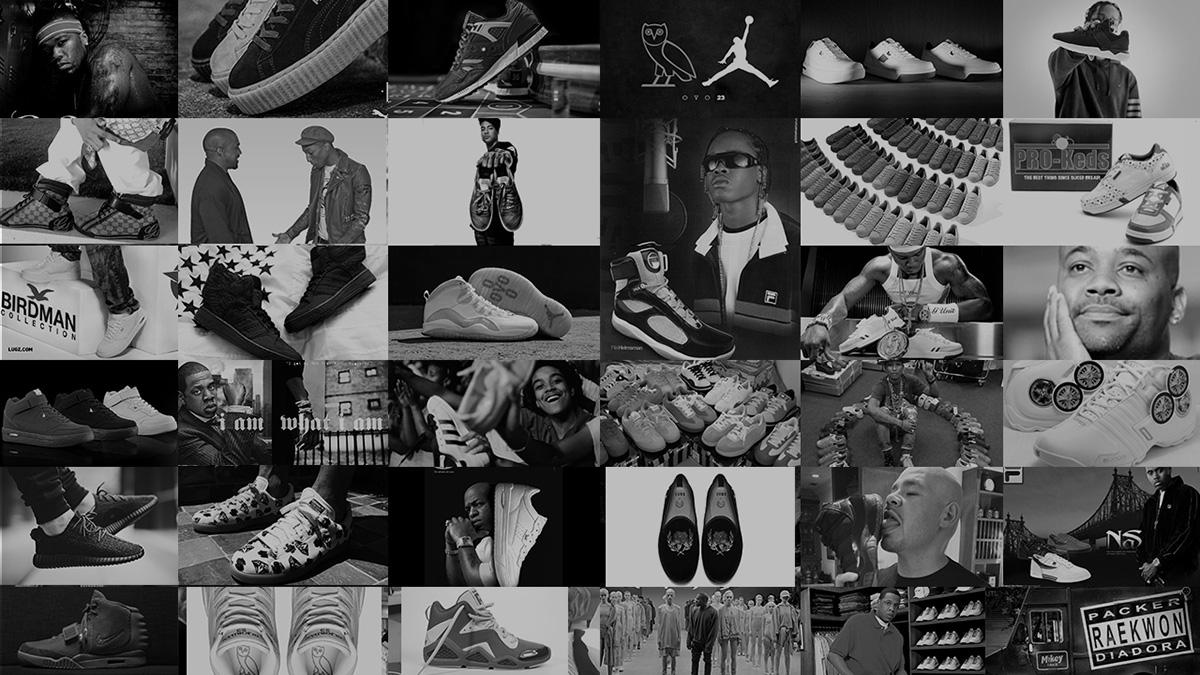 Rappeurs Et Création SneakersUne Histoire De Tumultueuse n0wOk8XP
