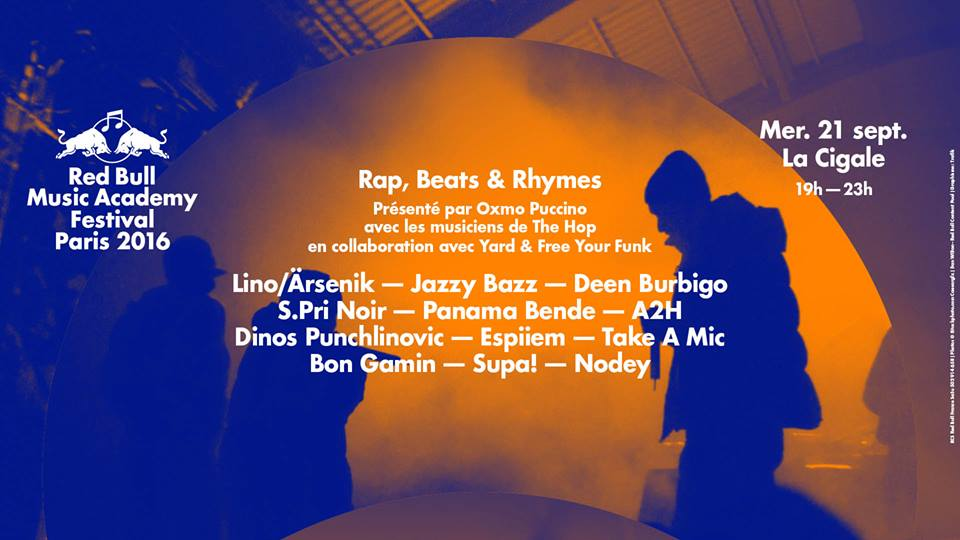 rbma paris rap beat rhymes