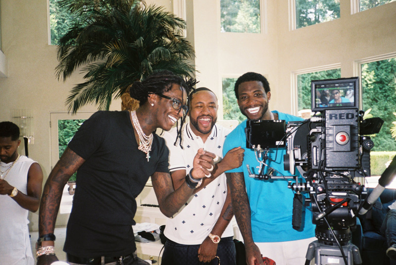 Gucci Mane, Mike Will Made It, Young Thug