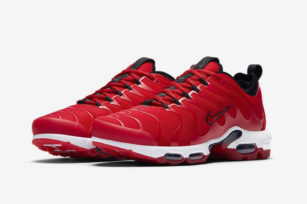 nouvelle arrivee 398d8 7031f La Nike Air Max Plus devient Ultra