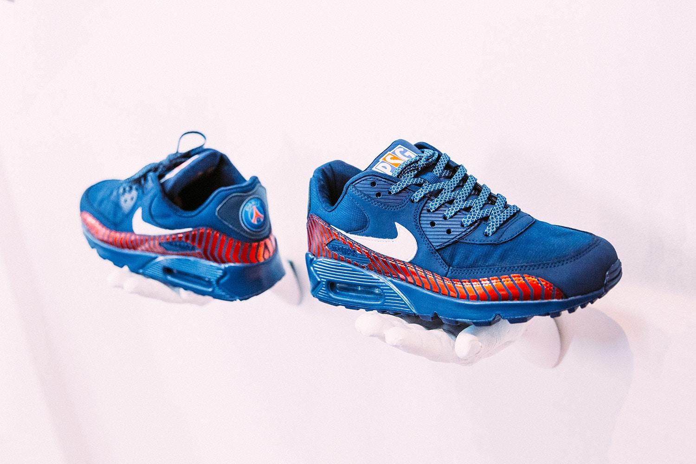 pretty nice 1d80a 3a175 Le PSG dévoile une Nike Air Max 90 en édition limitée