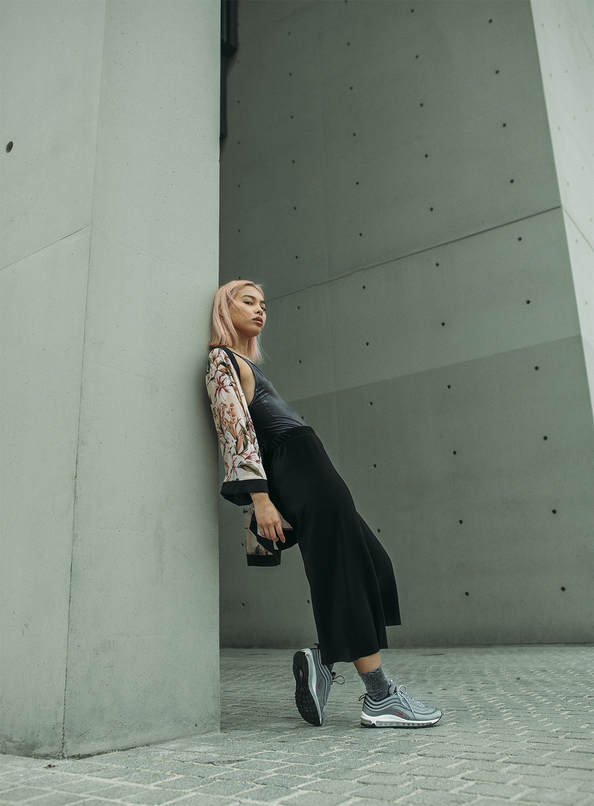 Deviens la star de la campagne Nike Air Max 97 avec Courir