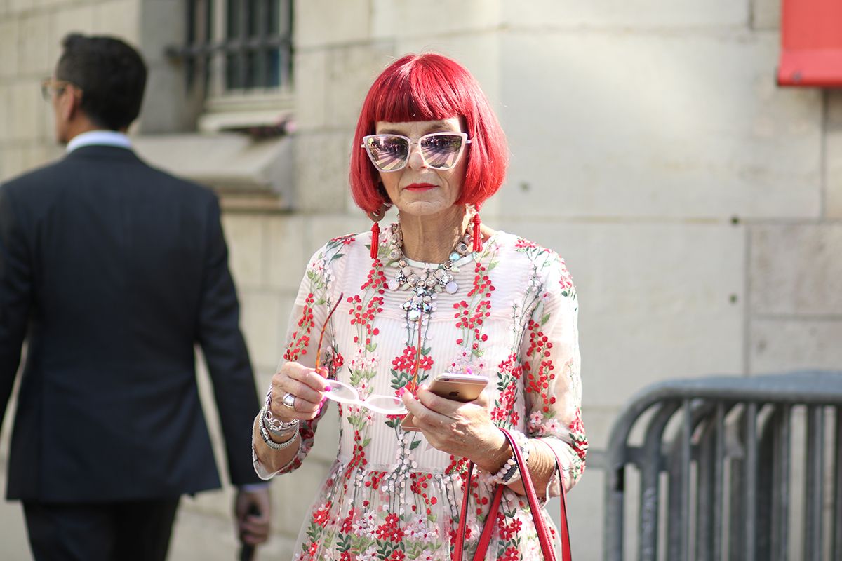 Street style la fashion week femme ss18 1 Style fashion week in la