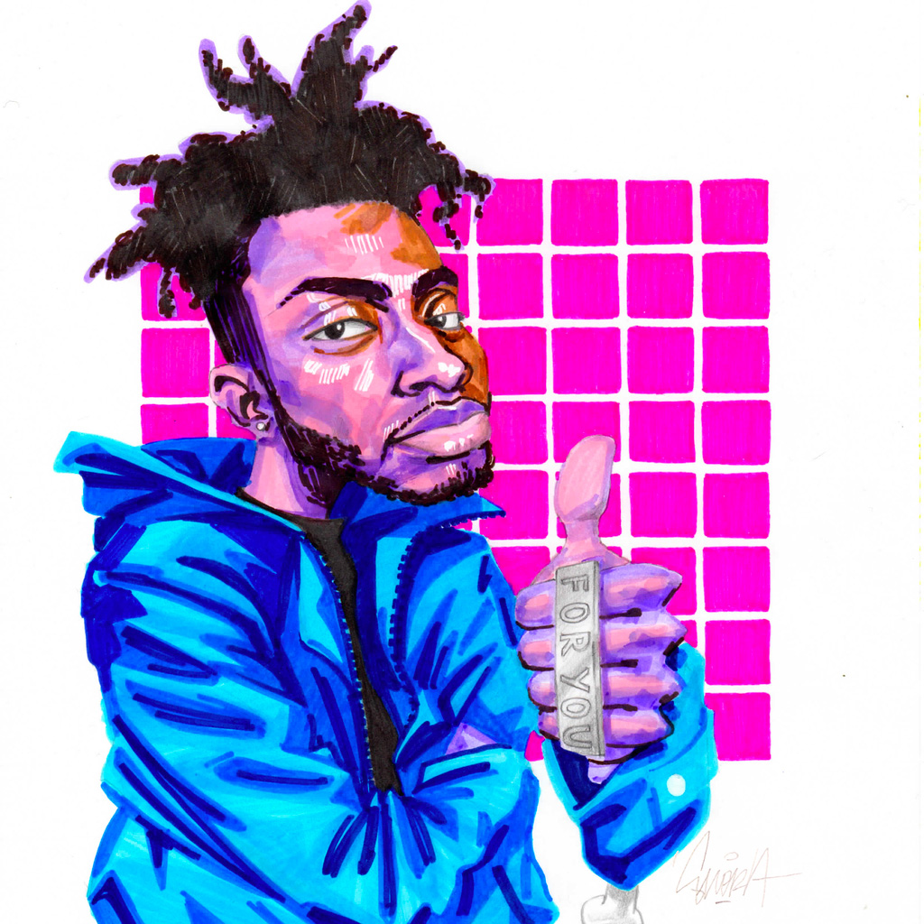Yard - Aminé, optimiste mais pas naïf