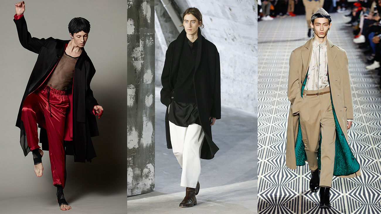 Cover Fashion Week Homme