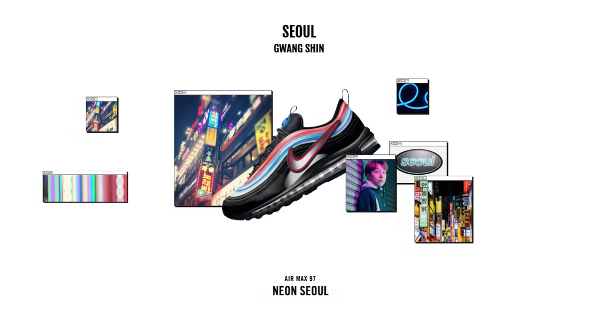 Gwang Shin Nike Paris On Air