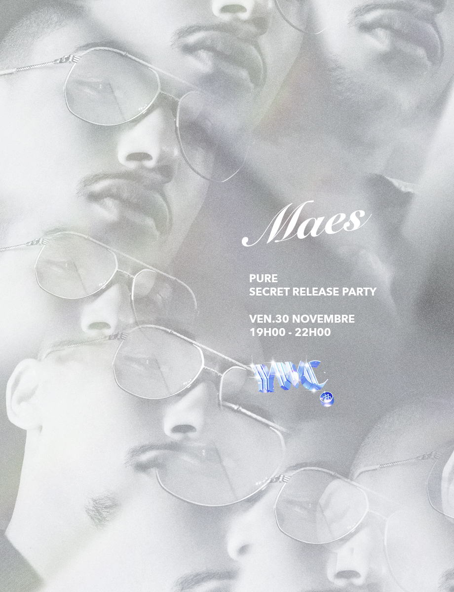 MAES release party pure 2018