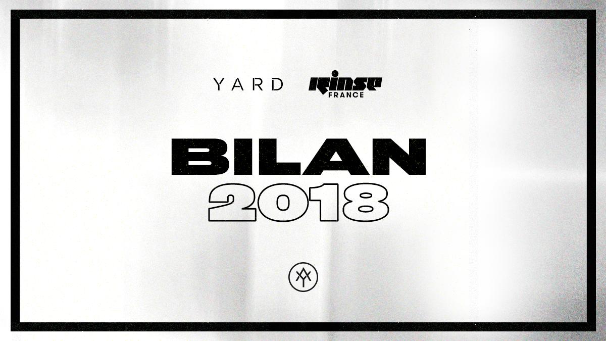 yard rinse bilan 2018
