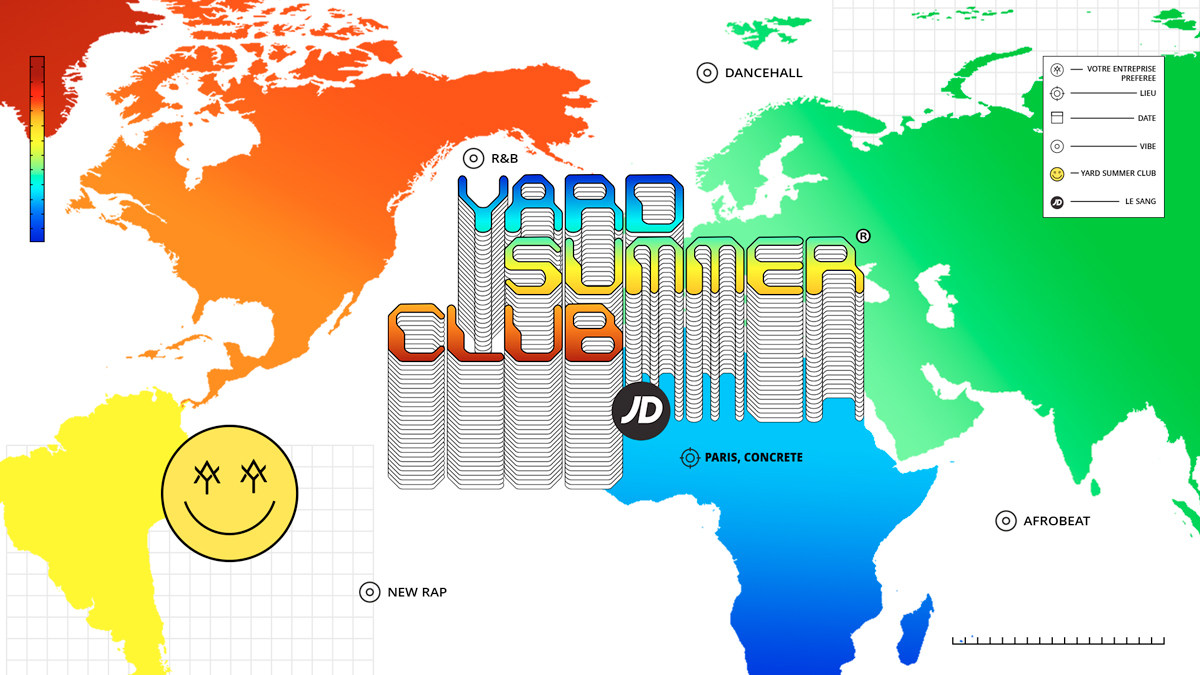 YARD SUMMER CLUB 2019