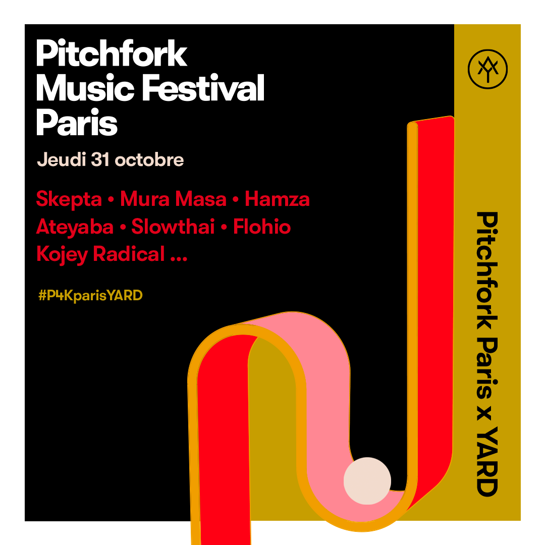 pitchfork paris yard music festival jeudi rap