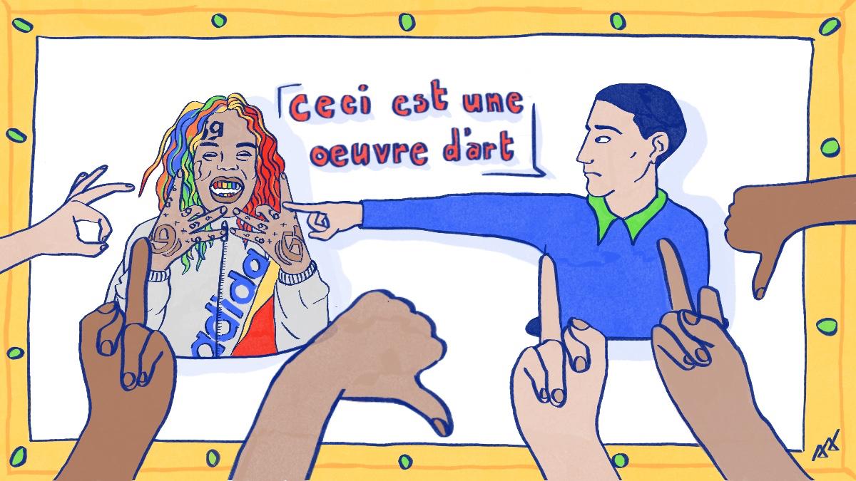 pop-rap industrie fin 2019 yard