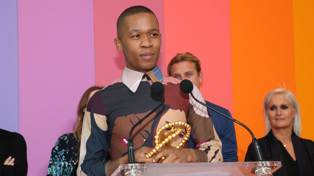 thebe magugu lvmh prize