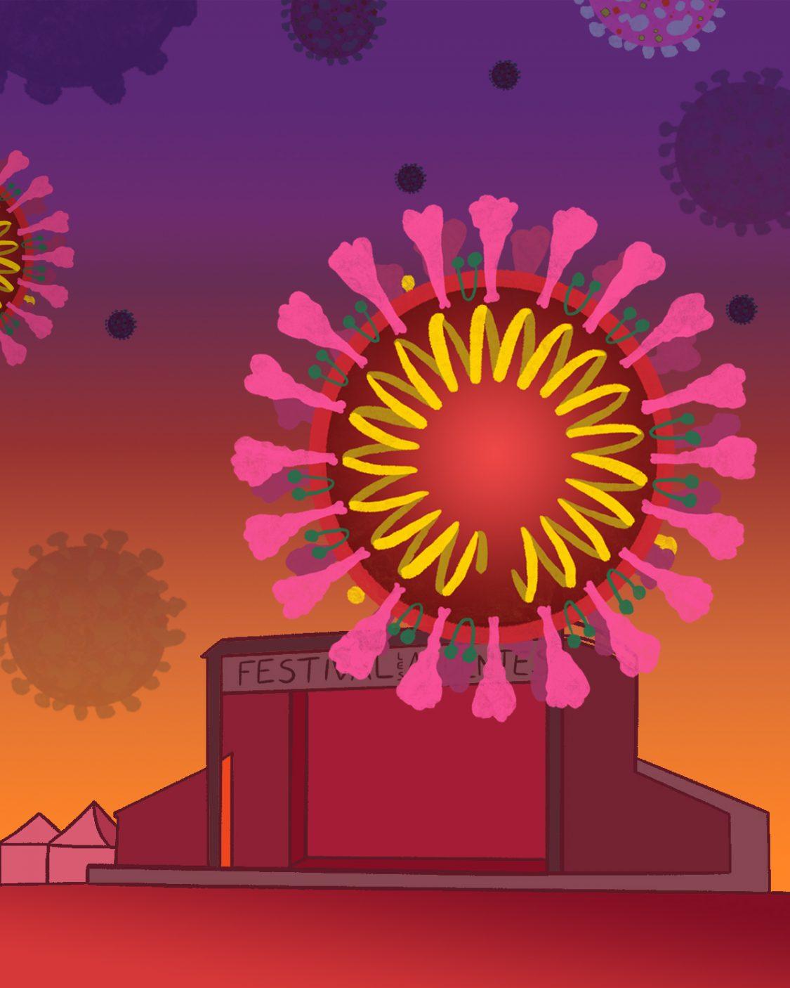 covid-yard-coronavirus-culture-impact-annulation