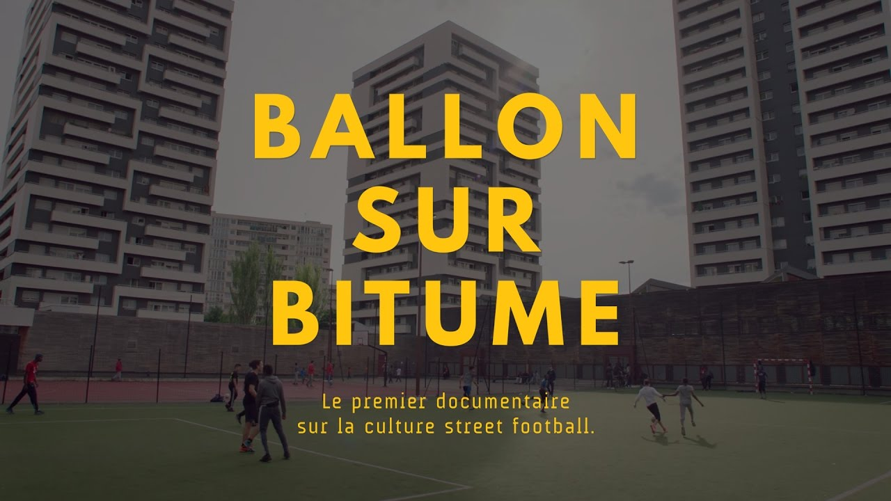 ballon sur bitume youtube