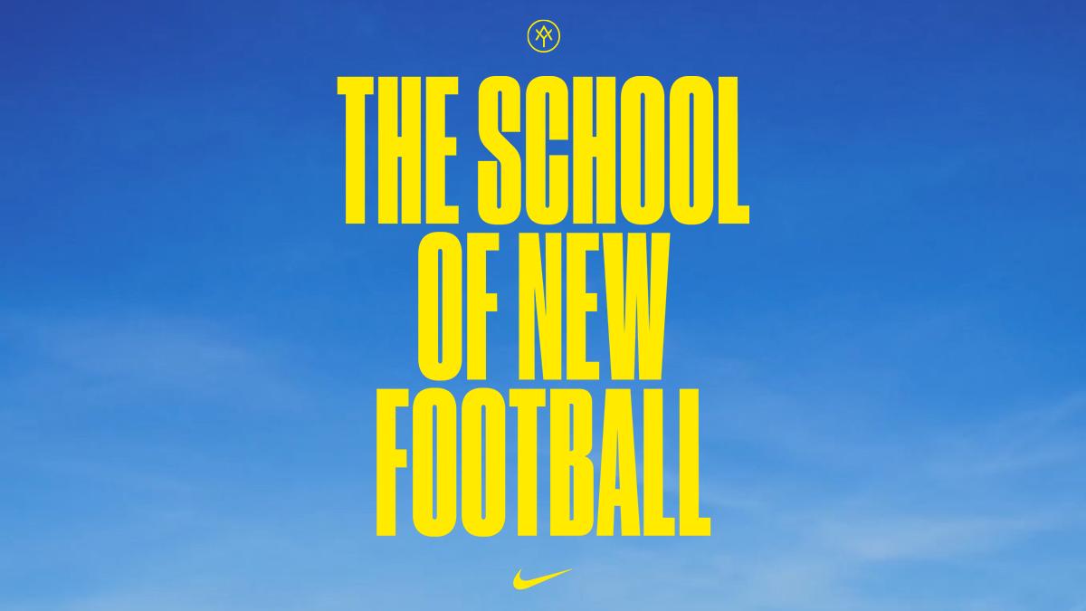 nike yard school of new football